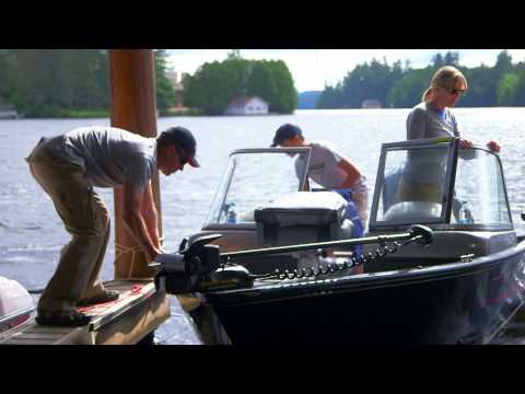TRACKER Boats: 2015 Multi-Species Deep V Fishing Boats Overview