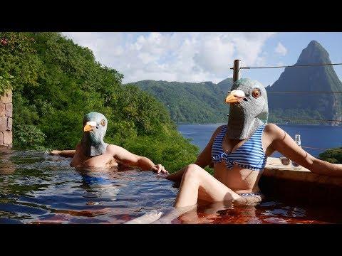 Destination: St. Lucia!