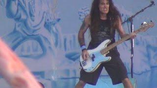 Iron Maiden - The Prisoner - Live Hellfest 2014