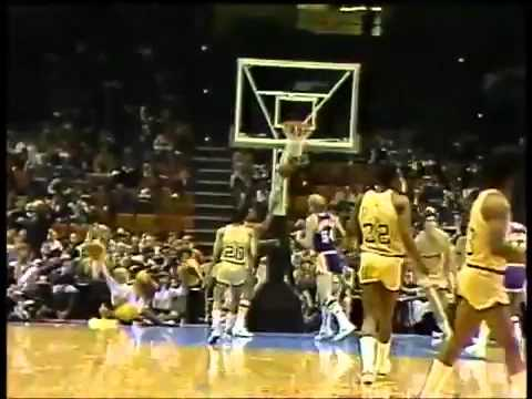 Coliseum Flood Before Lakers Game 1982 YouTube