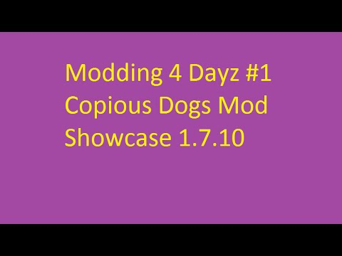 How To Download Copious Dogs Mod