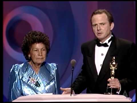 Dances With Wolves Wins Adapted Screenplay: 1991 Oscars