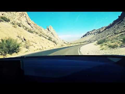 Nevada's desert