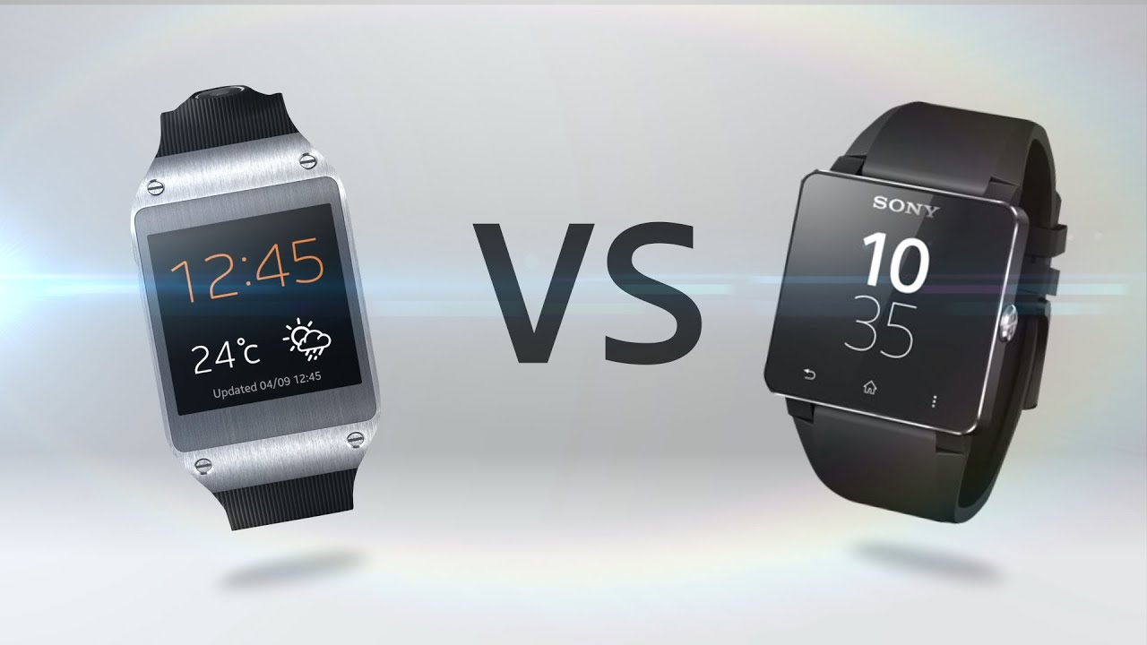 samsung galaxy gear vs sony smartwatch 2 youtube. Black Bedroom Furniture Sets. Home Design Ideas