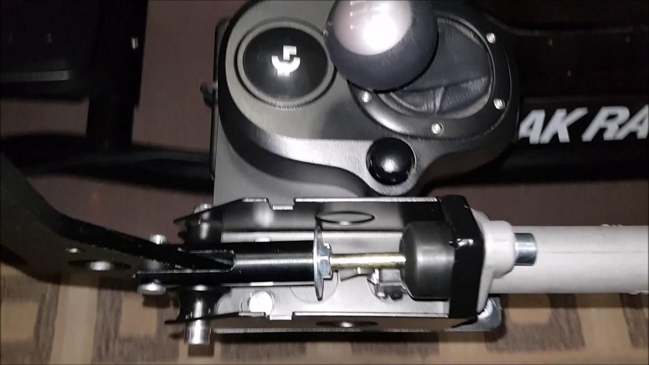 Logitech G920 Handbrake Mod for XBox One - UPDATE