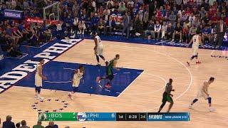 1st Quarter, One Box Video: Philadelphia 76ers vs. Boston Celtics