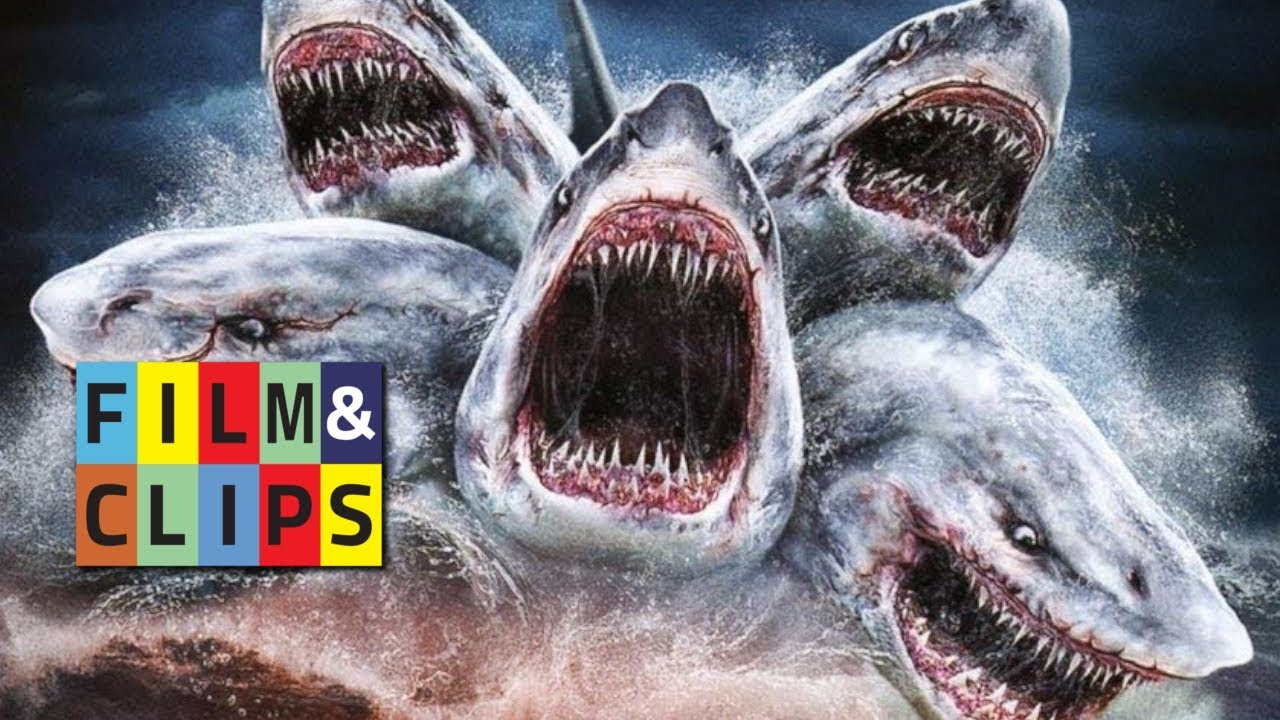 5 Headed Shark Attack (HD) - Full Movie Film Completo (Sub Ita) by Film&Clips