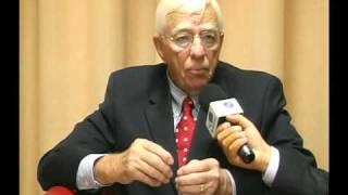 Il Prof. Baughman è intervistato da Giù le Mani dai Bambini su TeleBlu