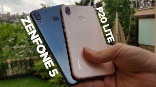 Huawei P20 Lite vs ZenFone 5 (Hangisini almalı?)