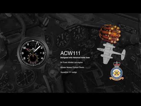 Project THOR - a watch honoring Air Commodore Sir Frank Whittle