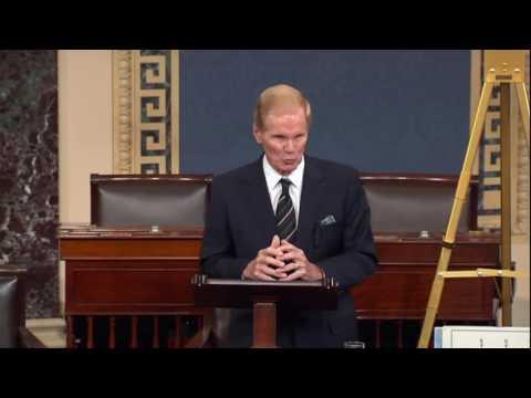 Sen. Nelson on President-elect Donald Trump