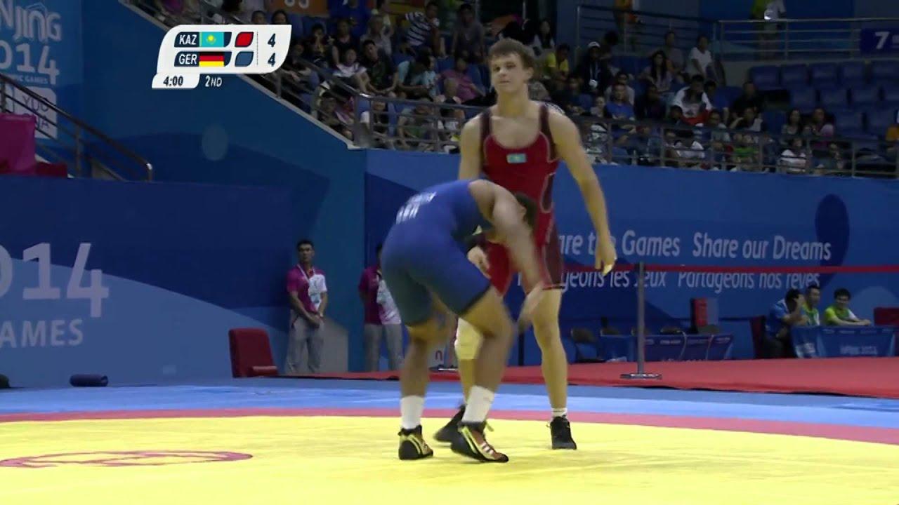 Mens Greco Roman Wrestling 69Kg Medal Matches