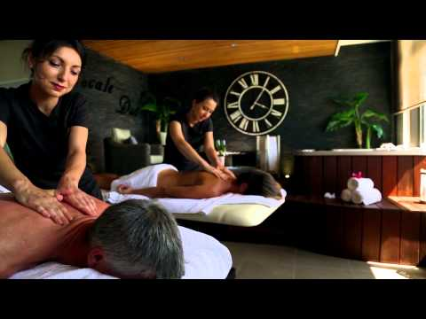 h tel c te ouest relais thalasso spa aux sables d 39 olonne youtube. Black Bedroom Furniture Sets. Home Design Ideas