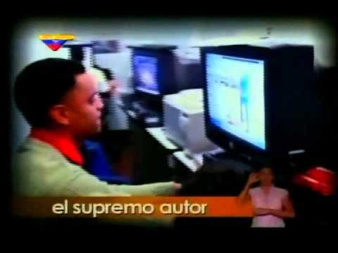 Himno Nacional Venezolano Transmitido En VTV, Ahora Con Voz De Chávez Musicalizada