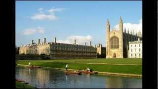 Farewell to Cambridge ...  张清芳演唱徐志摩《再别康桥》(英语、世界语创译)