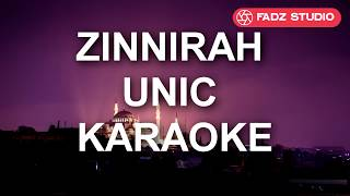 Zinnirah 2018 Karaoke ( Tanpa Vokal )