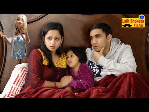 Ghar Mein Bhoot Hai -   Lalit Shokeen Comedy  