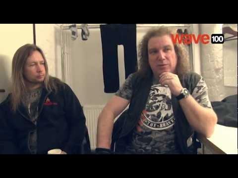 Jörg Finnish Farewell Tour - Interview 19.11.2011
