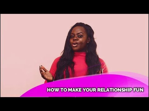 RHODA: How to make your relationship fun and exciting