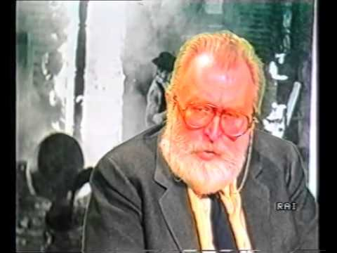 Sergio Leone interview 1/2