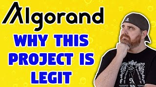Why This Project is Legit   Explaining PPoS Consensus Mechanism   Algorand Review