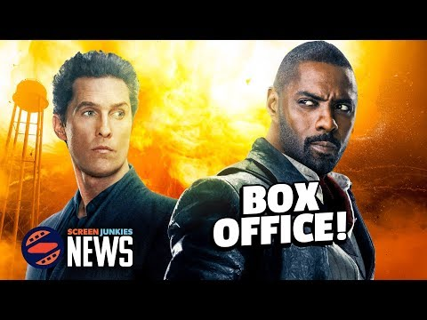 The Dark Tower Crumbles -- Box Office Report