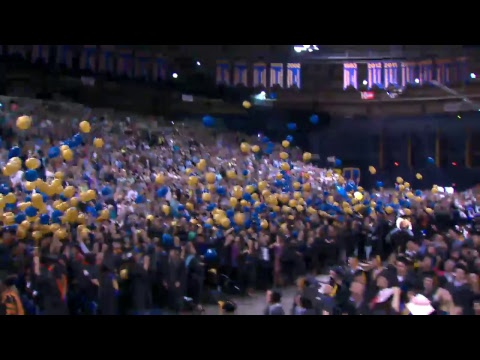 Montana State University Spring 2017 Commencement: Morning Ceremony