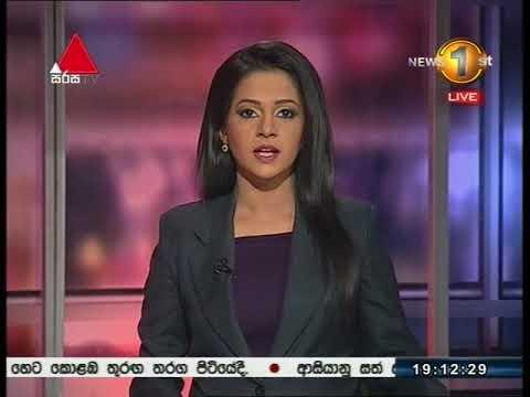 News1st Prime Time Sinhala ,Saturday, October 2017 7pm (141-0-2017)