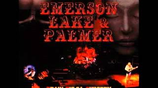 Emerson, Lake & Palmer - Aquatarkus - 3/7/74 Tulsa