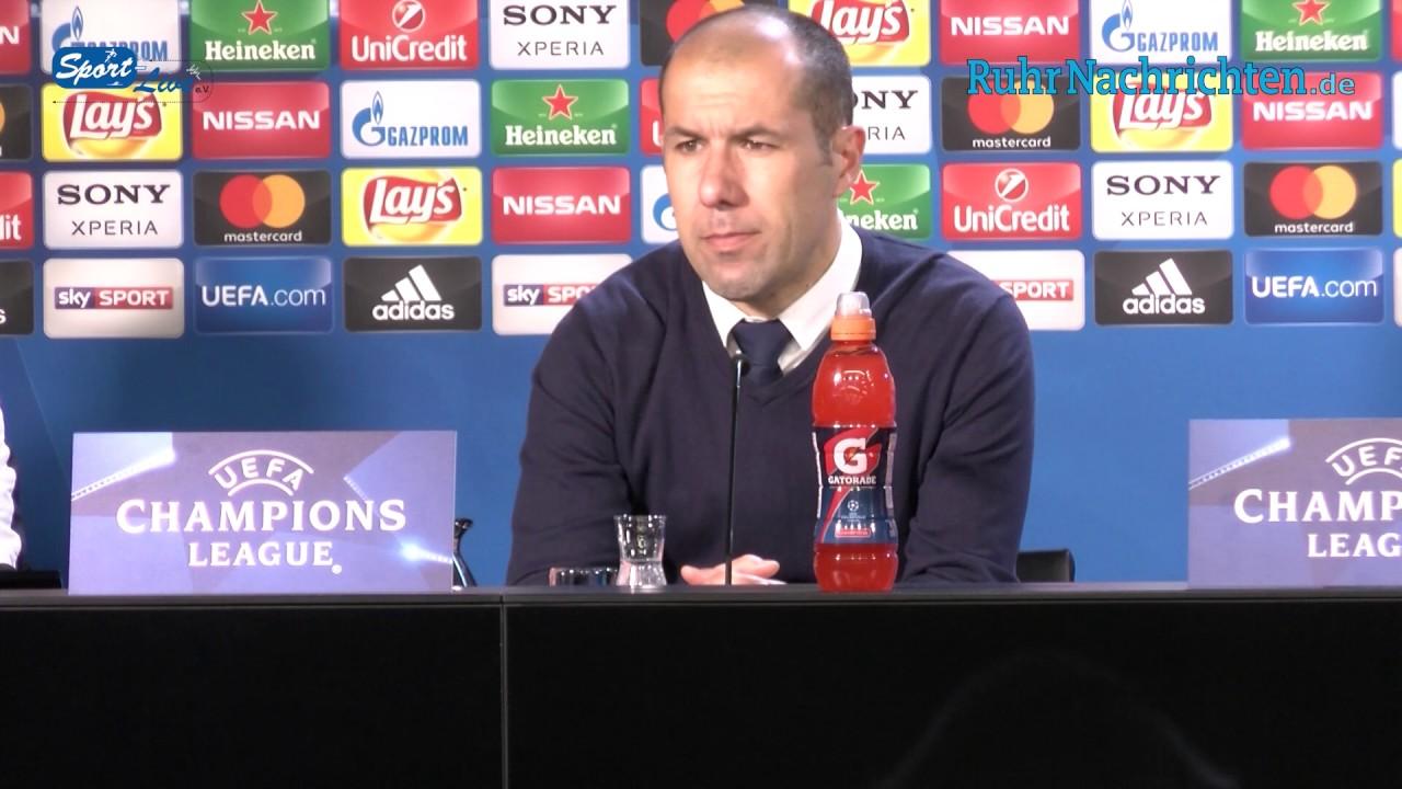 BVB vs. AS Monaco 2:3 (0:2) PK mit Leonardo Jardim