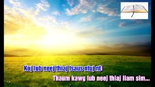 Dab yuav rov los_Instrumental KARAOKE