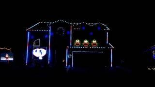 The Lights on Maui 2016 - Don't Stop the Santa Man