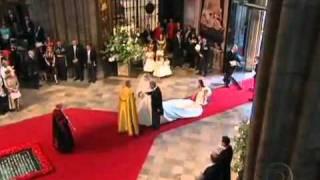 Fantastico 01-05-11 - Leitura labial revela detalhes do casamento real.