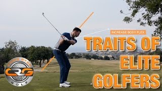 3 COMMON TRAITS DISPLAYED BY ELITE GOLFERS