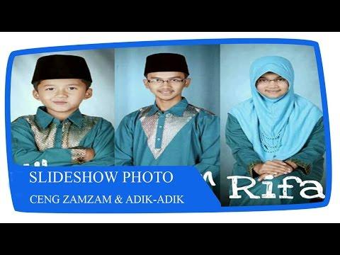 Ceng ZamZam & Hikam _ Laillahailallah [ Indahnya Berholawat Vol 4 ]