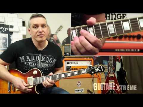 Yvan Guillevic - The style of Gary Moore - Guitare Xtreme #75