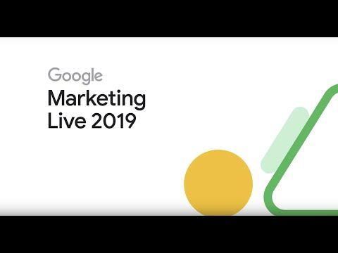 Marketing Live 2019 Day 1: Ads Innovation Keynote