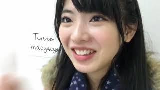 説明AKB48チーム4 馬嘉伶(まちゃりん)