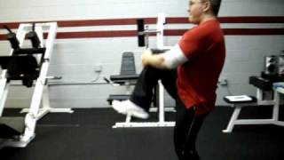 Nutrex Solutions - Knee Hugs - Hip Mobility