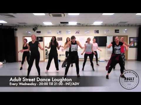 Adult Street Dance Loughton - 'Turn the Music Louder' - 11.11.2015