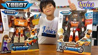 Tobot X Evolution VS Tobot X Adventure 😱😱😱 Keren Yang Mana Ya..???