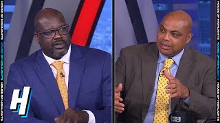 Inside the NBA REACTS to Celtics vs Raptors - Game 7 | September 11, 2020 | 2020 NBA Playoffs