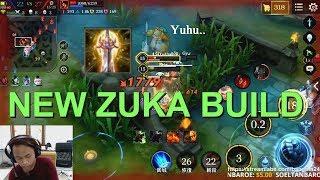 NEW ZUKA BUILD  PATCH TAIWAN   Binx Zuka Gameplay