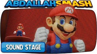 Super Mario Party:  Sounds Stage Gameplay!