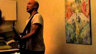 Tamin the wild nights - Dan Reed (live @ Hälsa utan gränser)