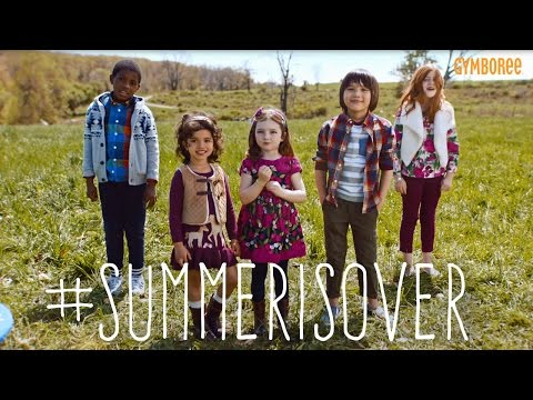 Gymboree Kids Back to School Style 2016: So Long to Summer With New Spot Created by Where Eagles Dare