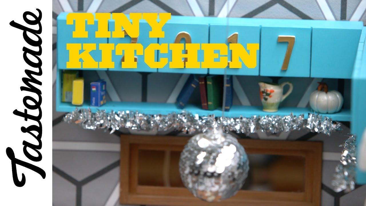 Tiny New Years! | Tiny Kitchen - YouTube