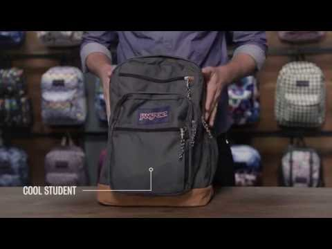 JanSport Pack Review: Cool Student Backpack