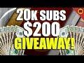 EsportsTalk 20 000 Subscriber Giveaway mp3