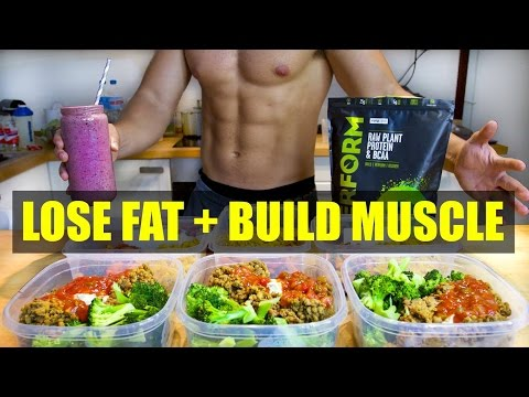 BEST MEAL PREP FOR FITNESS | CHEAP & EASY HIGH PROTEIN MEALS